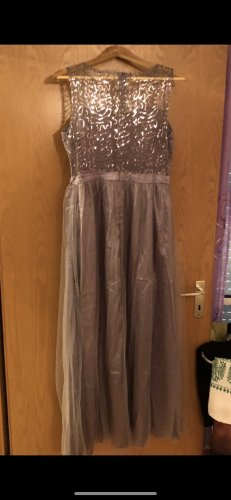 Wedding Dress silver-colored