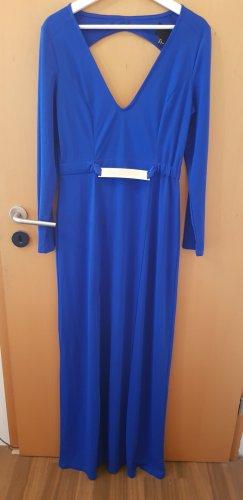 Abendkleid H&M Königsblau