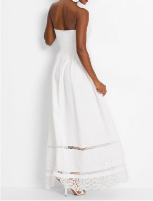 Bodyflirt Evening Dress white-natural white