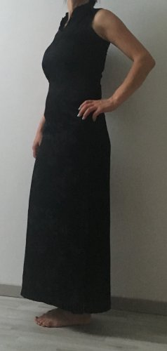 Abendkleid im Asiastyle schwarz
