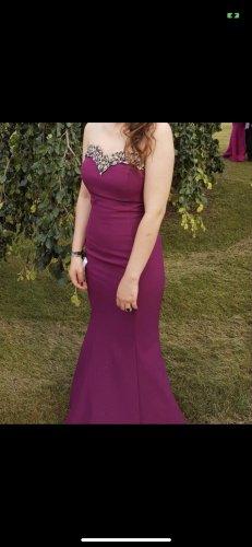 altanight Izmir Suknia wieczorowa purpurowy