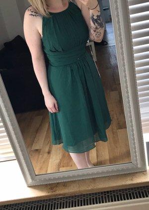 Abendkleid in grün