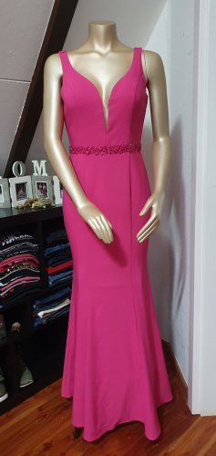 Abendkleid in Pink