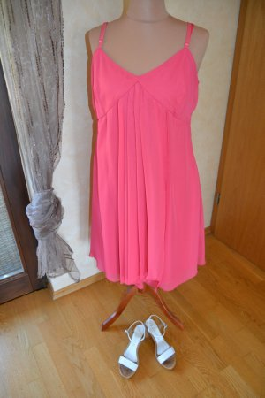 Biaggini Evening Dress pink polyamide
