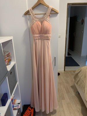 Abendkleid in Rose zu verkaufen