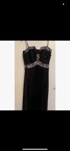 Robe de bal noir