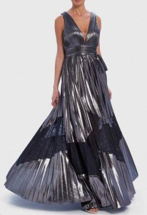 Forever Unique Evening Dress black-silver-colored