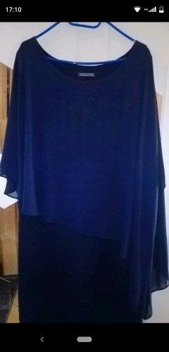 Abendkleid Kleid blau/dunkelblau P&C lang
