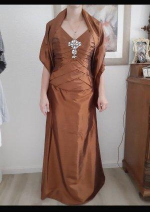 Suknia balowa rudy