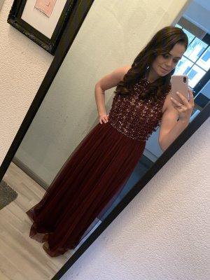 Abendkleid Lace & Beads Gr M