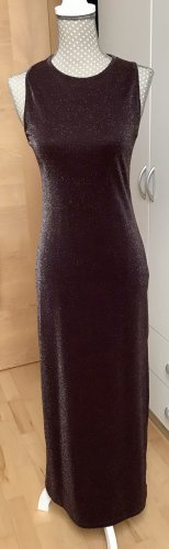 Denny Rose Evening Dress bordeaux-silver-colored