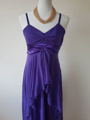 Abendkleid lila violett