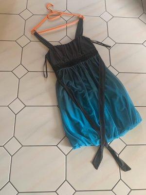 Montego Sukienka z rękawem balonowym Wielokolorowy