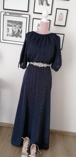 Abendkleid Maxi Vintage