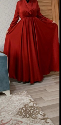 Abendkleid Maxikleid Abiye Abaya