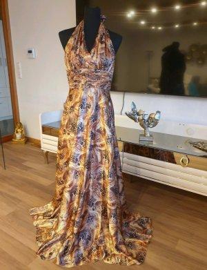 Abendkleid maxikleider mit Schal