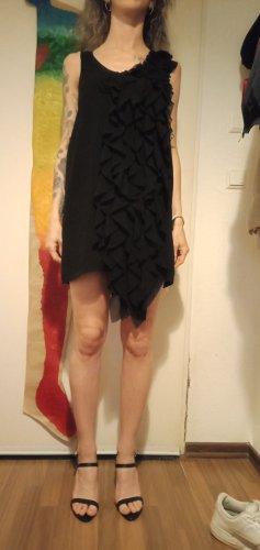 Abendkleid Minikleid Kleid Chiffonkleid H&M 36