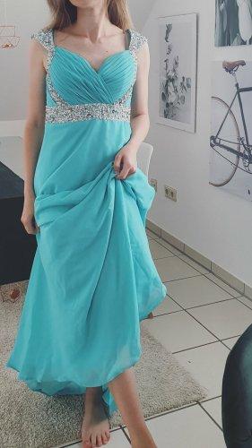 Abendkleid mint 36