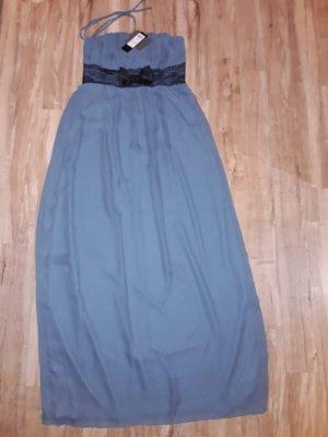 Vila Evening Dress anthracite-slate-gray