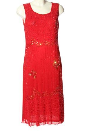 Abendkleid rot Elegant