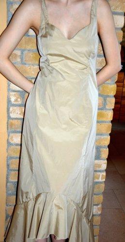 FOX'S Evening Dress beige mixture fibre