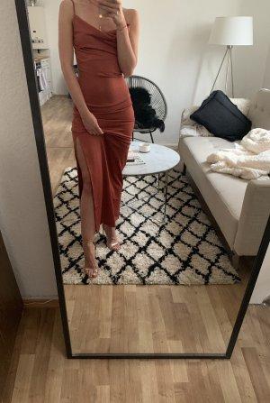 Abendkleid schlicht