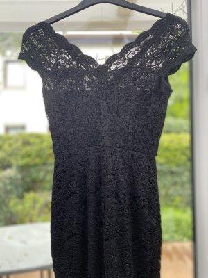 Abendkleid Schwarz Gr 34 NEU