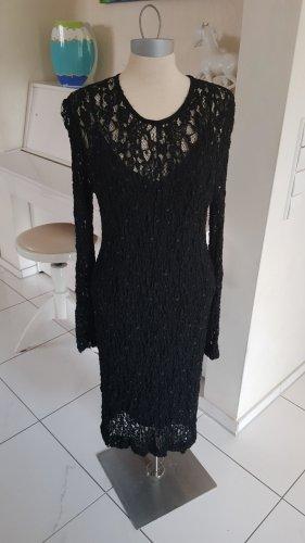 Abendkleid schwarz in Größe 40