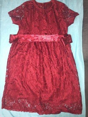 Abendkleid - Spitze - Größe 3XL