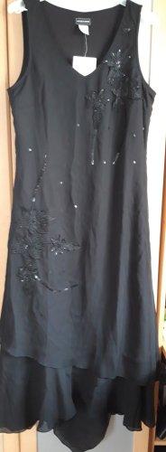Abendkleid Tanzkleid Vokuhilakleid schwarz Gr.38