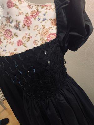 Suknia balowa czarny