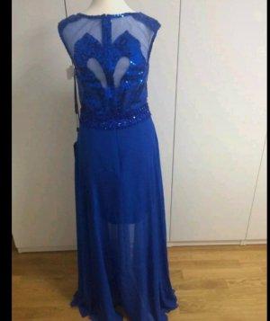 Unique Boutique Robe de soirée bleu