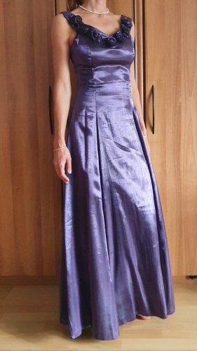Abendkleid Violett