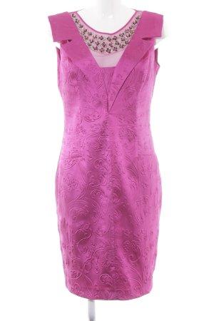 Abendkleid violett Elegant