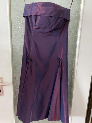 C&A Evening Dress brown violet