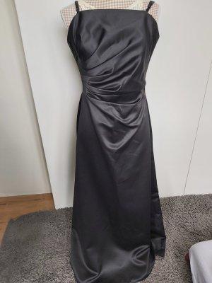 Abendkleid von Mariposa schwarz Größe 42