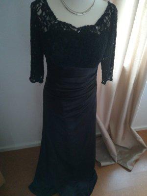 Abendkleid von Miocelli, Größe 36, schwarz