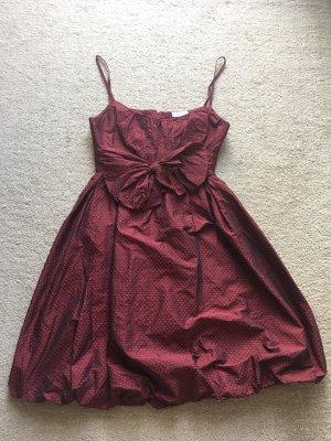 Orsay Balloon Dress bordeaux