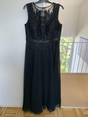 Abendkleid von Vera Mont, Gr. 44, einmal getragen