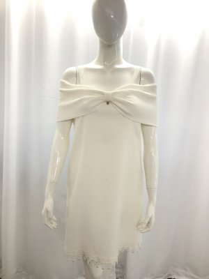 Abendkleid Weiß Gr.38