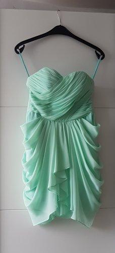 Abendkleid XS/34 mintgrün