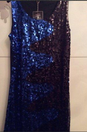 AX Paris Robe bleu-noir