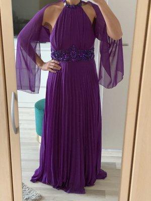 butik dayi Robe de soirée violet