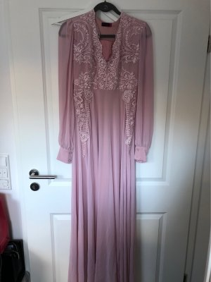 BELLA Evening Dress rose-gold-coloured-dusky pink