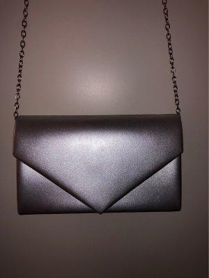 Caspar Borsa clutch argento