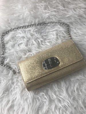 Abendtasche gold / Handtasche / Clutch