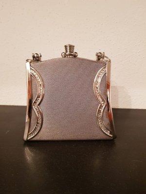 Abendtasche Mini in silber