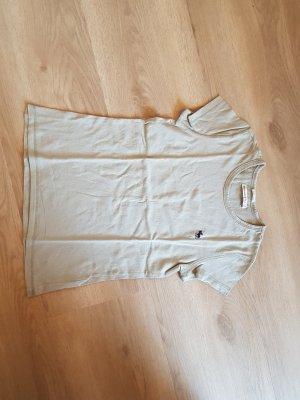 Abercombie&Fitch T-Shirt olivgrün oliv grün XS 34