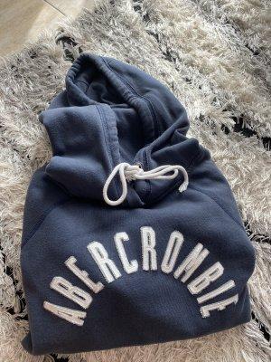 Abercrombie & Fitch Maglione con cappuccio blu