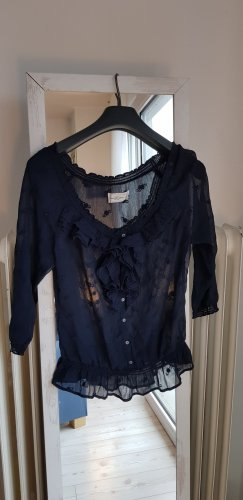 Abercrombie Bluse: See-Through